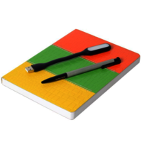 Soft Pasting Notebook (X205)