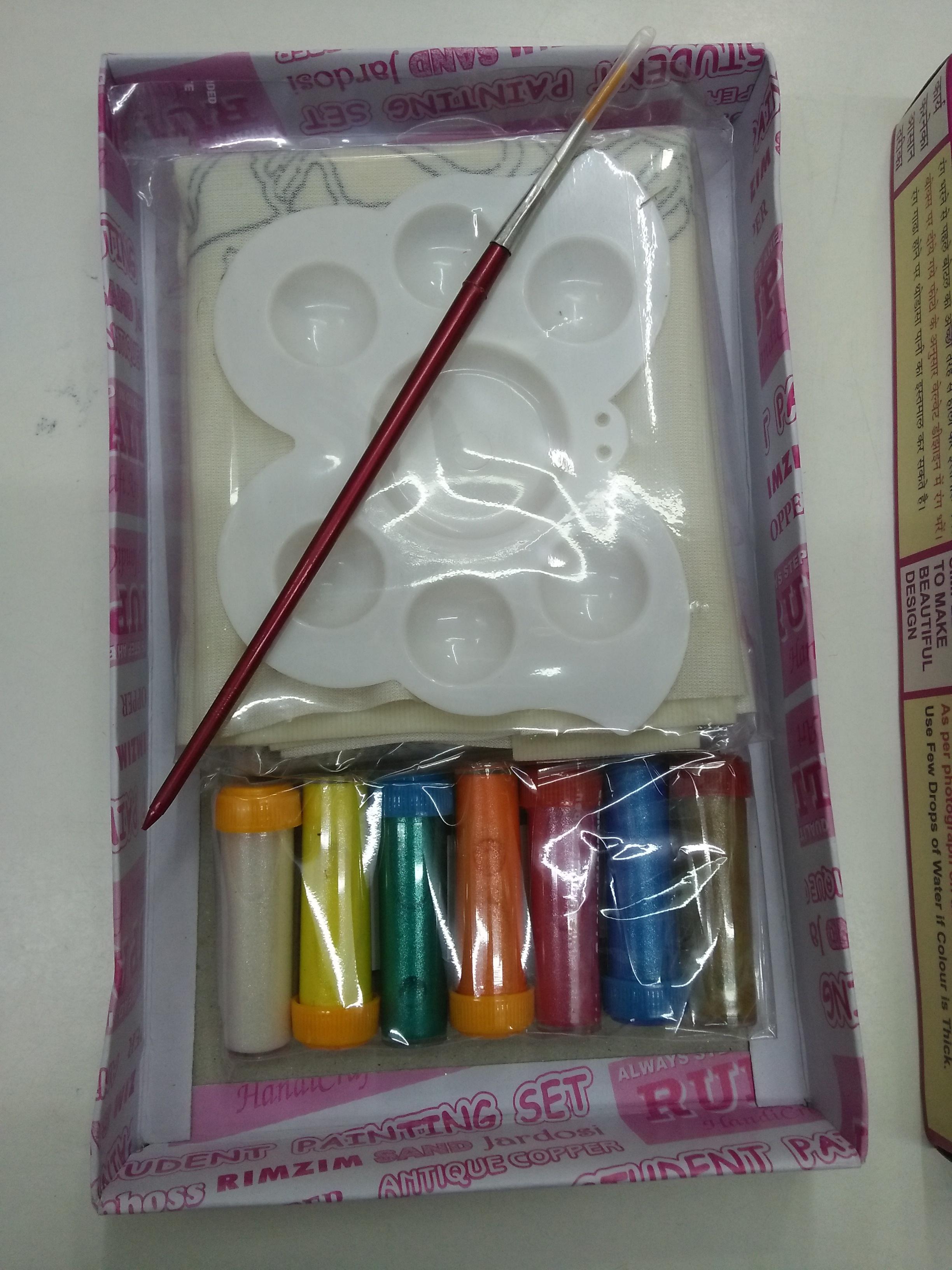 Rimzim Emboss Painting Kit