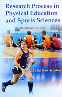 Research Process in Physical Education and Sports Sciences (M.P.Ed. New Syllabus)