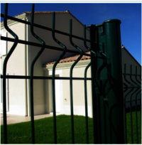 2019 China New Design Mesh fence