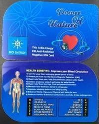 Nano Anti radiation Card