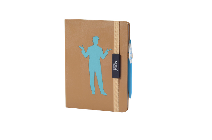 Hard Pasting Notebook (X313)