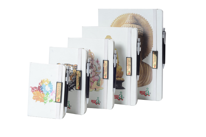 Hard Pasting Notebook (X316)