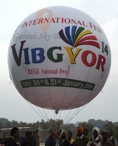 Air Balloon in Delhi