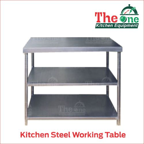 Kitchen S S Working Table