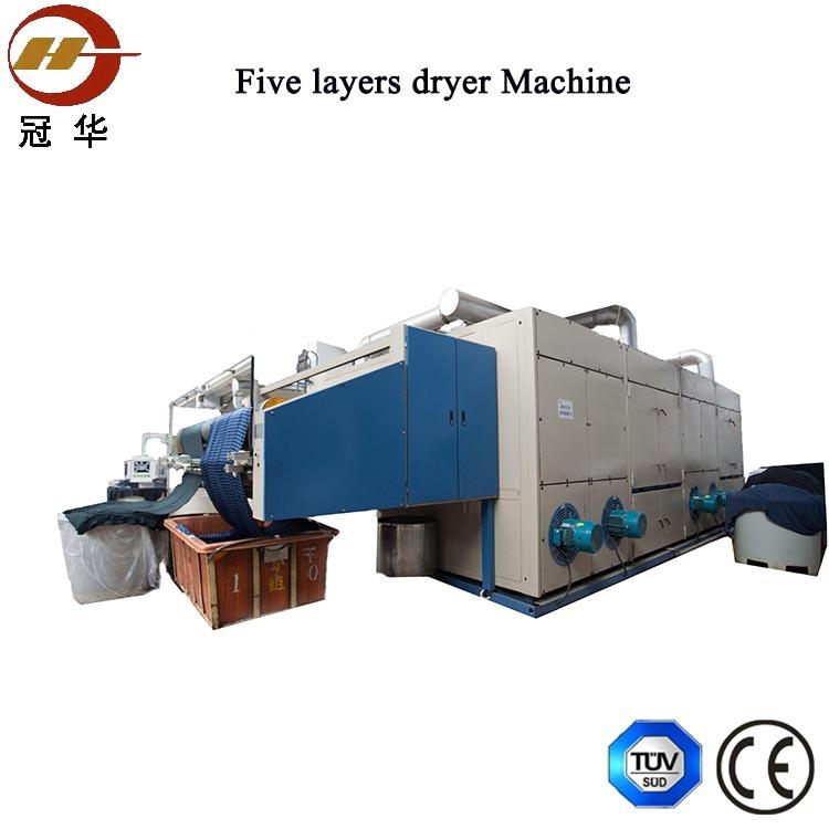 Tensionless Dryer