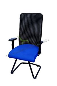 Mesh back Non Adjustable Office Chair