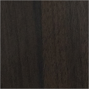 Dark Pyrus Wood Matte Finish Door Laminate
