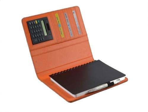Hard Pasting Notebook In Folder (X610)