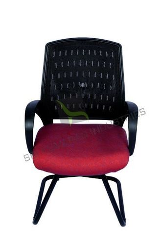 Mesh Back Non Rotatable Executive Office chair