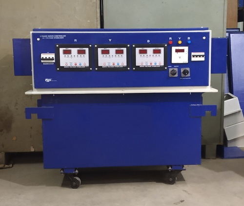 servo voltage  stabilizer 3 phase