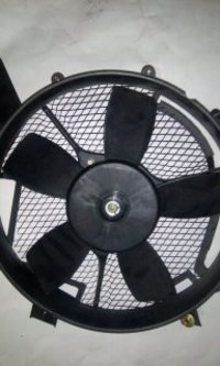 BMW Car Radiator Fan