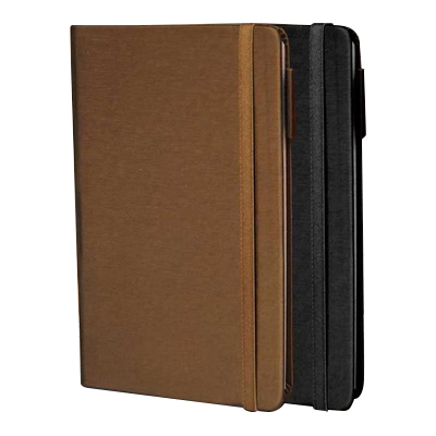 Classic Premium Leatherette Notebook (X2005)