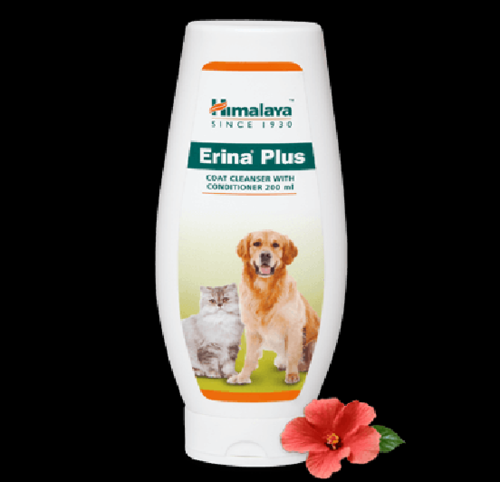200ml Erina Plus Coat Cleanser With Conditioner