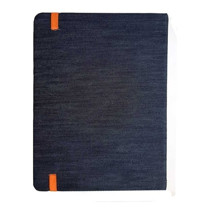 Jeans Fabric Notebook With Pocket Holder (X2008)