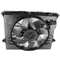 Mervedes C250 Radiator Fan - Mecedes 204 Radiator Fan