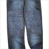 Rough Denim Jeans