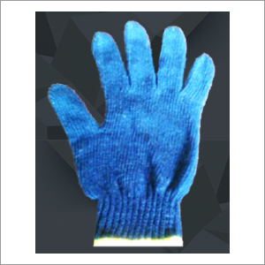 Cotton Knitted Hand Glove