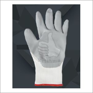 Nylon Nitrlle Coated Glove