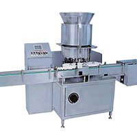 Vial Aluminum Cap Sealing Machine