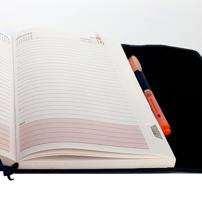 Hard Pasting Notebook (X2026)