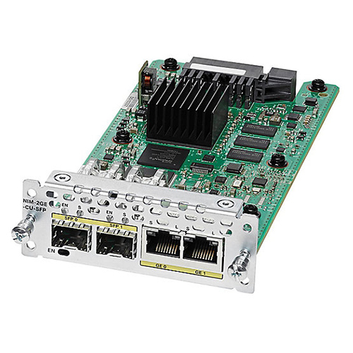 Cisco WAN Interface Module