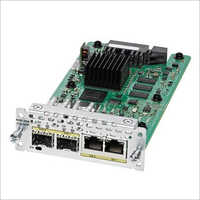Cisco 2-Port Ethernet WAN Network Interface Module