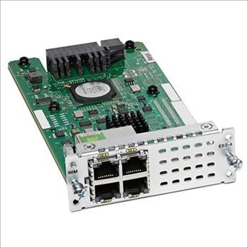 Cisco 4-Port Gigabit Ethernet Port