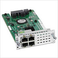 Cisco 4-Port Gigabit Ethernet Switch