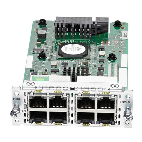 CISCO-NIM-ES2-8