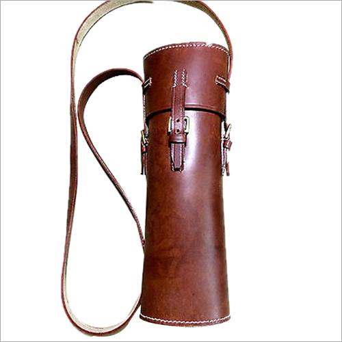 Leather Sniper Scope Case