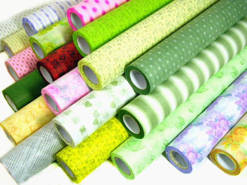 Digital Printed Non Woven Fabric