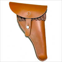 Swiss Army Revolver Leather Holster