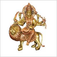 9.5 Inch Durga Devi Idol