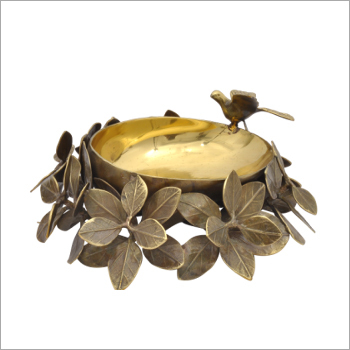 Handcrafted Brass Bowl
