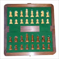 Magnetic Wooden Chess