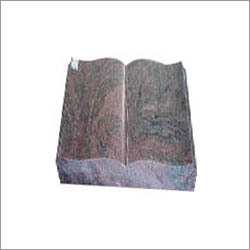 Granite Book Design Monument