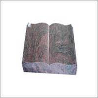 Granite Book Design Monument