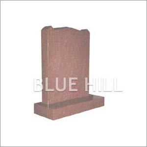 Islamic Plain Granite Monument