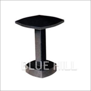 Granite Snack Table