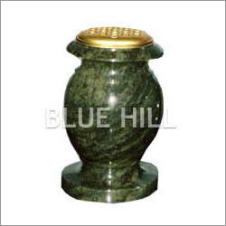 10X6 Inch Granite Vase