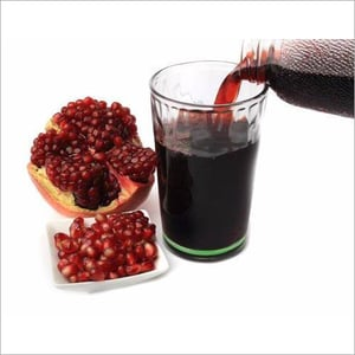 Frozen Pomegranate Juice