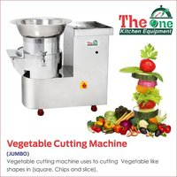Vegetable Cutting Machine (Jumbo)