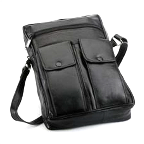 Leather Black Sheep Large Sling Bag