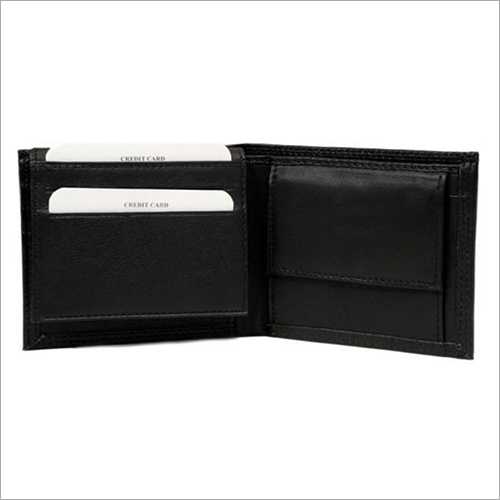 Black Sheep Nappa Leather Wallet