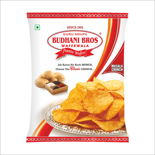 Masala Crunch  Potato Wafers