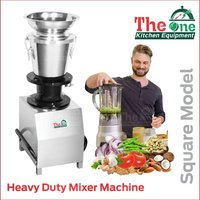 Heavy Duty Mixer Grinder (Square)