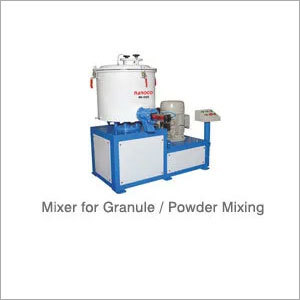 Plastic Granule Mixture machine