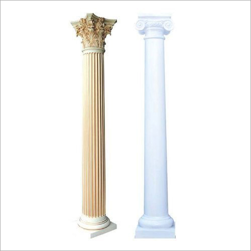8 Feet Decorative Pillar