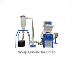 Plastic Scrap-Grinder